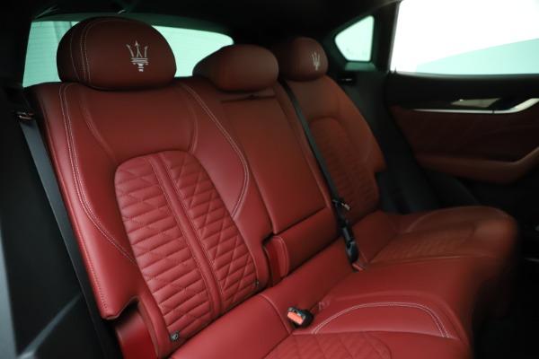 New 2021 Maserati Levante GTS for sale $140,585 at Bugatti of Greenwich in Greenwich CT 06830 24