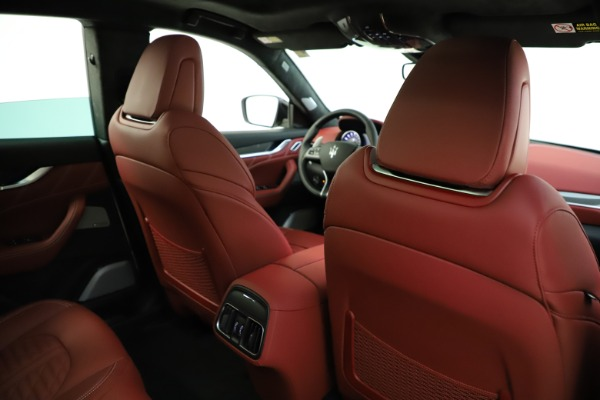 New 2021 Maserati Levante GTS for sale $140,585 at Bugatti of Greenwich in Greenwich CT 06830 26