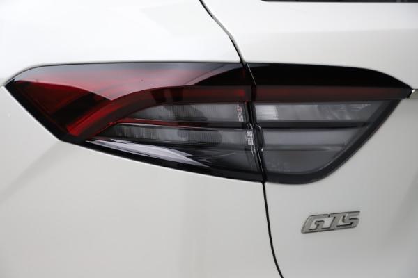 New 2021 Maserati Levante GTS for sale $140,585 at Bugatti of Greenwich in Greenwich CT 06830 27