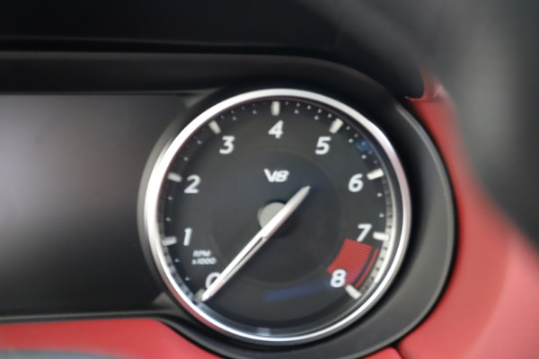 New 2021 Maserati Levante GTS for sale $140,585 at Bugatti of Greenwich in Greenwich CT 06830 28