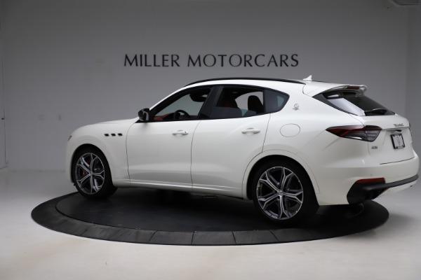 New 2021 Maserati Levante GTS for sale $140,585 at Bugatti of Greenwich in Greenwich CT 06830 4