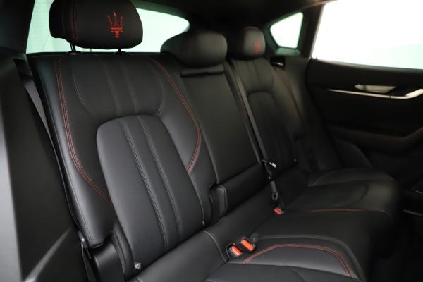 New 2021 Maserati Levante Q4 GranSport for sale Sold at Bugatti of Greenwich in Greenwich CT 06830 25