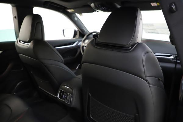 New 2021 Maserati Levante Q4 GranSport for sale Sold at Bugatti of Greenwich in Greenwich CT 06830 27