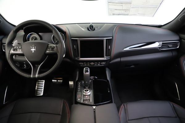 New 2021 Maserati Levante Q4 GranSport for sale Sold at Bugatti of Greenwich in Greenwich CT 06830 28