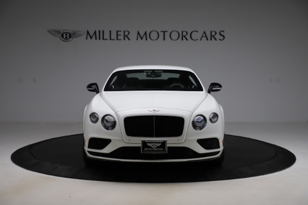 Used 2017 Bentley Continental GT V8 S for sale $144,900 at Bugatti of Greenwich in Greenwich CT 06830 12