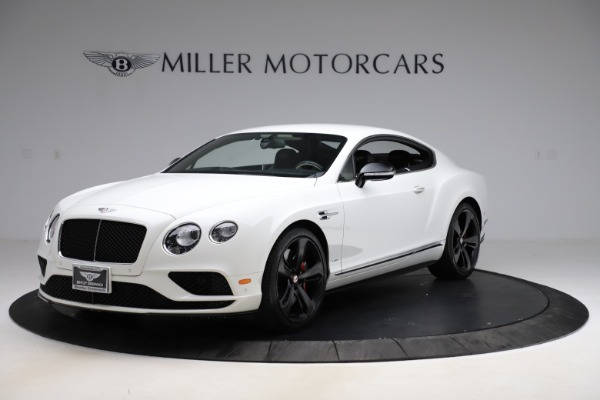 Used 2017 Bentley Continental GT V8 S for sale $144,900 at Bugatti of Greenwich in Greenwich CT 06830 2