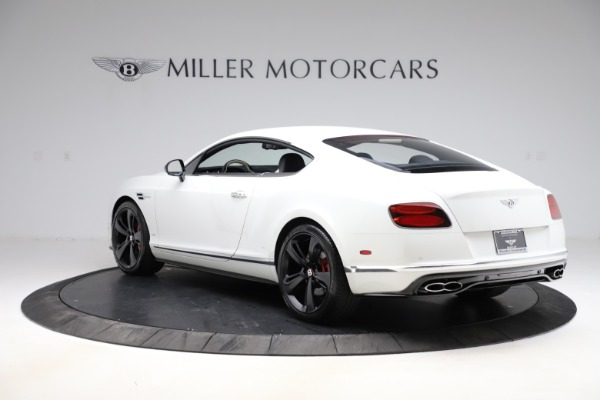 Used 2017 Bentley Continental GT V8 S for sale $144,900 at Bugatti of Greenwich in Greenwich CT 06830 5