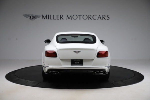 Used 2017 Bentley Continental GT V8 S for sale $144,900 at Bugatti of Greenwich in Greenwich CT 06830 6
