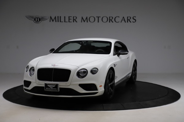 Used 2017 Bentley Continental GT V8 S for sale $144,900 at Bugatti of Greenwich in Greenwich CT 06830 1