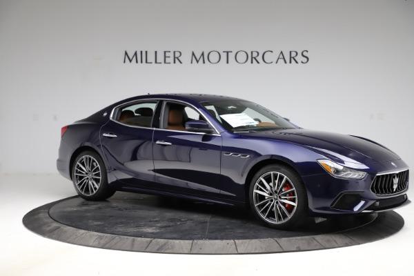 New 2021 Maserati Ghibli S Q4 for sale $90,925 at Bugatti of Greenwich in Greenwich CT 06830 10