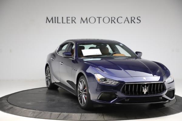 New 2021 Maserati Ghibli S Q4 for sale $90,925 at Bugatti of Greenwich in Greenwich CT 06830 11