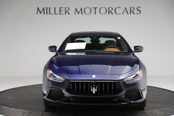 New 2021 Maserati Ghibli S Q4 for sale $90,925 at Bugatti of Greenwich in Greenwich CT 06830 12