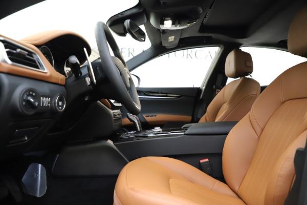New 2021 Maserati Ghibli S Q4 for sale $90,925 at Bugatti of Greenwich in Greenwich CT 06830 14
