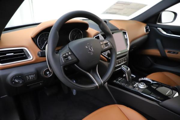 New 2021 Maserati Ghibli S Q4 for sale $90,925 at Bugatti of Greenwich in Greenwich CT 06830 15