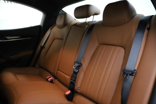 New 2021 Maserati Ghibli S Q4 for sale $90,925 at Bugatti of Greenwich in Greenwich CT 06830 17