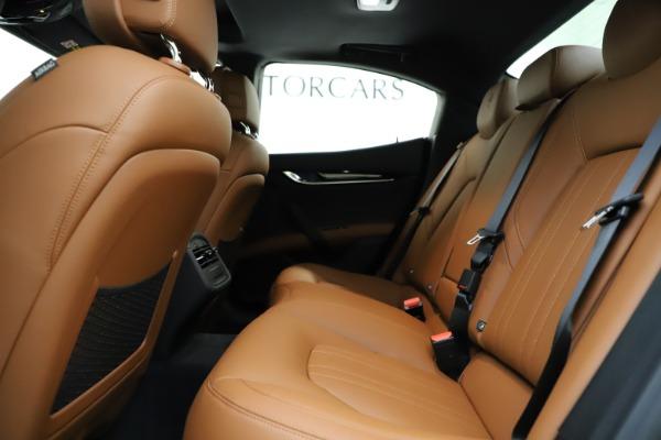 New 2021 Maserati Ghibli S Q4 for sale $90,925 at Bugatti of Greenwich in Greenwich CT 06830 18