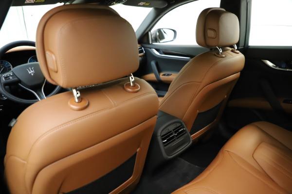 New 2021 Maserati Ghibli S Q4 for sale $90,925 at Bugatti of Greenwich in Greenwich CT 06830 19