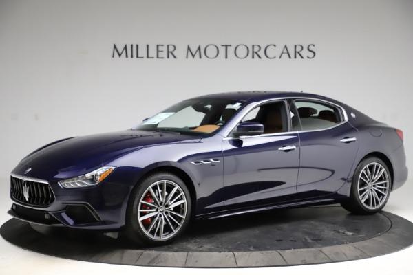 New 2021 Maserati Ghibli S Q4 for sale $90,925 at Bugatti of Greenwich in Greenwich CT 06830 2