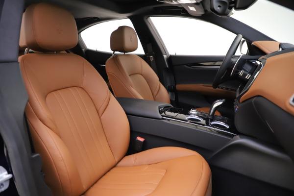 New 2021 Maserati Ghibli S Q4 for sale $90,925 at Bugatti of Greenwich in Greenwich CT 06830 20