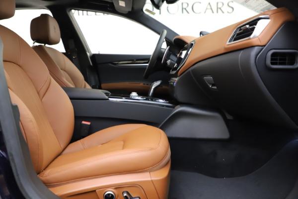 New 2021 Maserati Ghibli S Q4 for sale $90,925 at Bugatti of Greenwich in Greenwich CT 06830 21