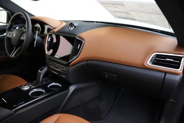 New 2021 Maserati Ghibli S Q4 for sale $90,925 at Bugatti of Greenwich in Greenwich CT 06830 22