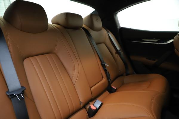 New 2021 Maserati Ghibli S Q4 for sale $90,925 at Bugatti of Greenwich in Greenwich CT 06830 23