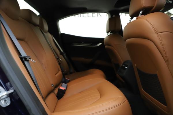 New 2021 Maserati Ghibli S Q4 for sale $90,925 at Bugatti of Greenwich in Greenwich CT 06830 24
