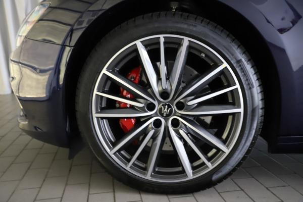 New 2021 Maserati Ghibli S Q4 for sale $90,925 at Bugatti of Greenwich in Greenwich CT 06830 27