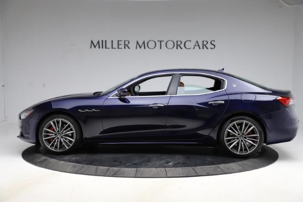 New 2021 Maserati Ghibli S Q4 for sale $90,925 at Bugatti of Greenwich in Greenwich CT 06830 3