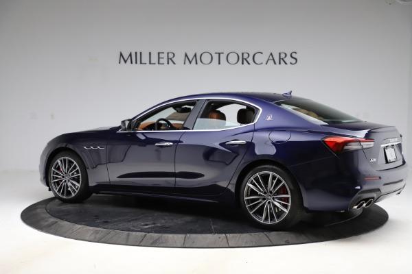 New 2021 Maserati Ghibli S Q4 for sale $90,925 at Bugatti of Greenwich in Greenwich CT 06830 4