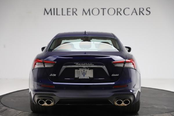New 2021 Maserati Ghibli S Q4 for sale $90,925 at Bugatti of Greenwich in Greenwich CT 06830 6