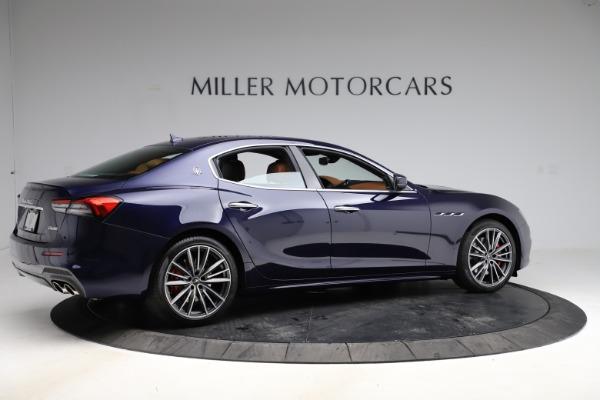 New 2021 Maserati Ghibli S Q4 for sale $90,925 at Bugatti of Greenwich in Greenwich CT 06830 8