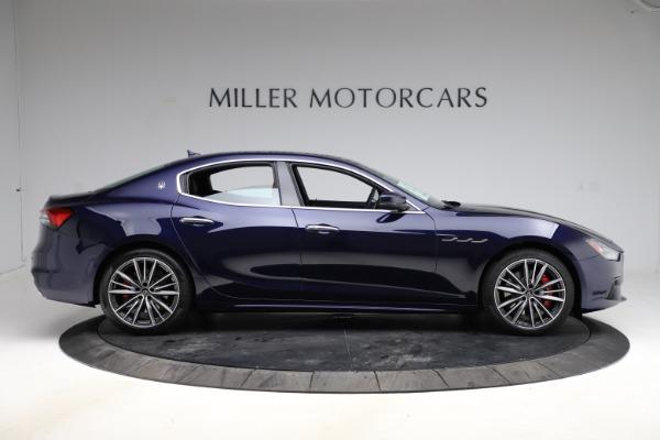 New 2021 Maserati Ghibli S Q4 for sale $90,925 at Bugatti of Greenwich in Greenwich CT 06830 9
