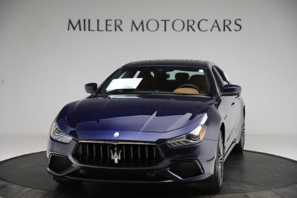 New 2021 Maserati Ghibli S Q4 for sale $90,925 at Bugatti of Greenwich in Greenwich CT 06830 1