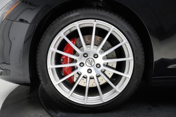 New 2021 Maserati Ghibli S Q4 GranSport for sale $98,035 at Bugatti of Greenwich in Greenwich CT 06830 13