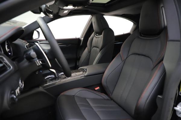 New 2021 Maserati Ghibli S Q4 GranSport for sale $98,035 at Bugatti of Greenwich in Greenwich CT 06830 14