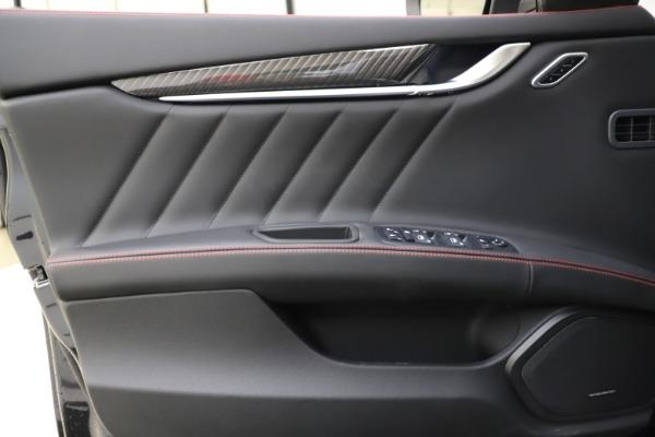 New 2021 Maserati Ghibli S Q4 GranSport for sale $98,035 at Bugatti of Greenwich in Greenwich CT 06830 17