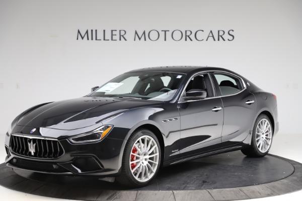 New 2021 Maserati Ghibli S Q4 GranSport for sale $98,035 at Bugatti of Greenwich in Greenwich CT 06830 2