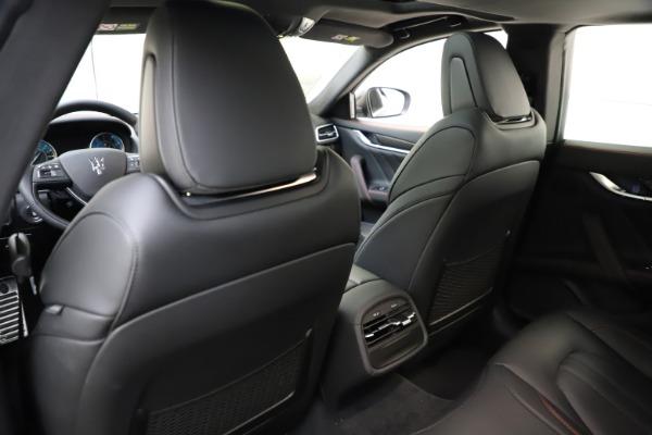 New 2021 Maserati Ghibli S Q4 GranSport for sale $98,035 at Bugatti of Greenwich in Greenwich CT 06830 22