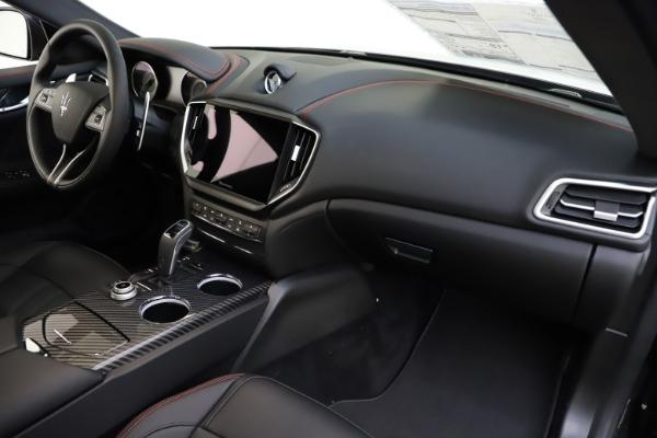 New 2021 Maserati Ghibli S Q4 GranSport for sale $98,035 at Bugatti of Greenwich in Greenwich CT 06830 25