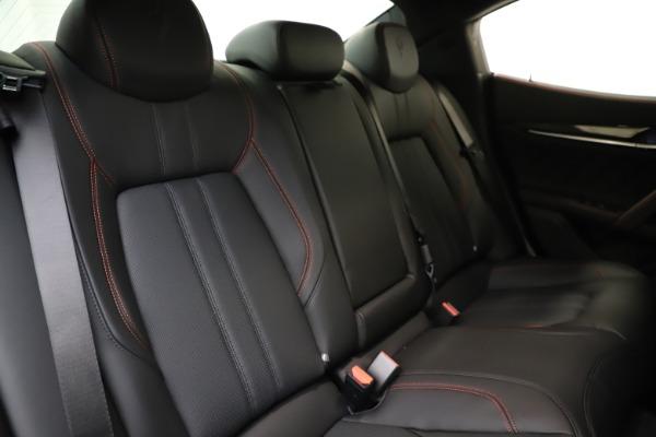 New 2021 Maserati Ghibli S Q4 GranSport for sale $98,035 at Bugatti of Greenwich in Greenwich CT 06830 26