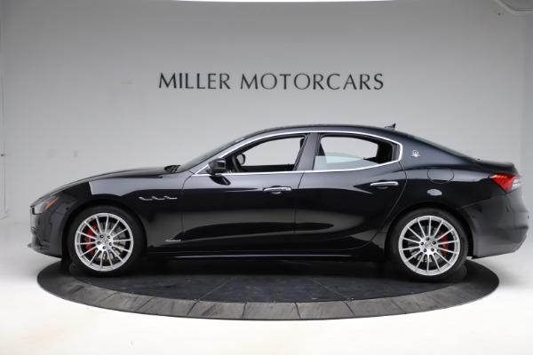 New 2021 Maserati Ghibli S Q4 GranSport for sale $98,035 at Bugatti of Greenwich in Greenwich CT 06830 3