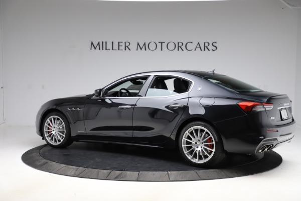 New 2021 Maserati Ghibli S Q4 GranSport for sale $98,035 at Bugatti of Greenwich in Greenwich CT 06830 4