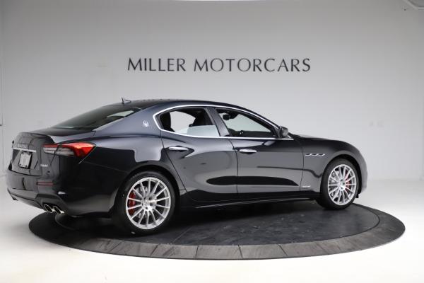 New 2021 Maserati Ghibli S Q4 GranSport for sale $98,035 at Bugatti of Greenwich in Greenwich CT 06830 8
