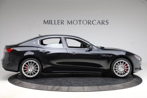 New 2021 Maserati Ghibli S Q4 GranSport for sale $98,035 at Bugatti of Greenwich in Greenwich CT 06830 9