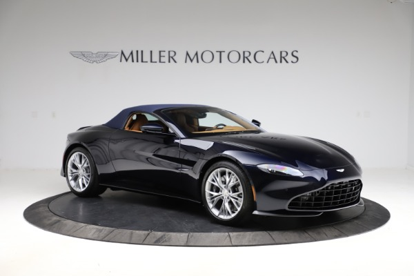 New 2021 Aston Martin Vantage Roadster Convertible for sale $205,686 at Bugatti of Greenwich in Greenwich CT 06830 23