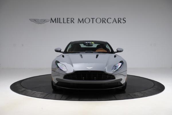 New 2020 Aston Martin DB11 AMR for sale $263,561 at Bugatti of Greenwich in Greenwich CT 06830 11