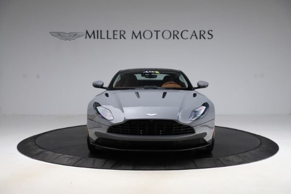 New 2020 Aston Martin DB11 V12 AMR for sale $263,561 at Bugatti of Greenwich in Greenwich CT 06830 11
