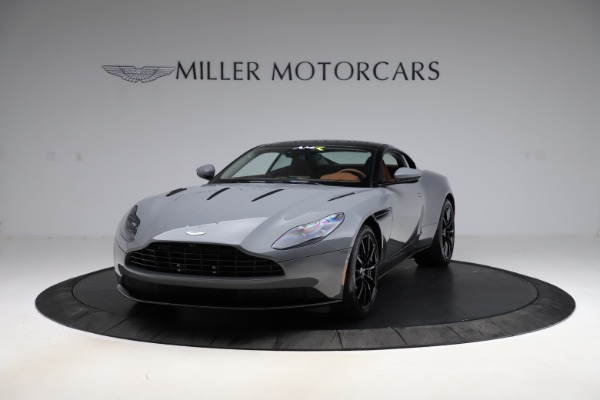 New 2020 Aston Martin DB11 AMR for sale $263,561 at Bugatti of Greenwich in Greenwich CT 06830 12