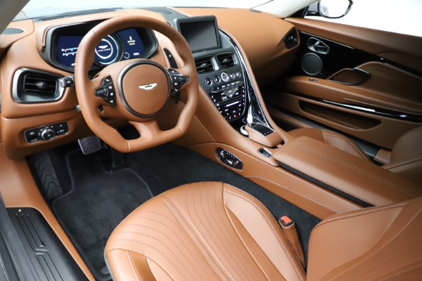 New 2020 Aston Martin DB11 AMR for sale $263,561 at Bugatti of Greenwich in Greenwich CT 06830 13